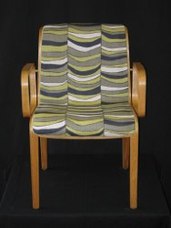 Lovely Knoll Model 1305 U Chair Bill Stephens Originally Designed This Chair In  1972 With A Woven Cane Seat . The Cane Webbing Kept Breaking Along The  Front Of The ...